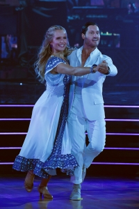 Sailor Brinkley-Cook and Val Chmerkovskiy 'Dancing with the Stars'