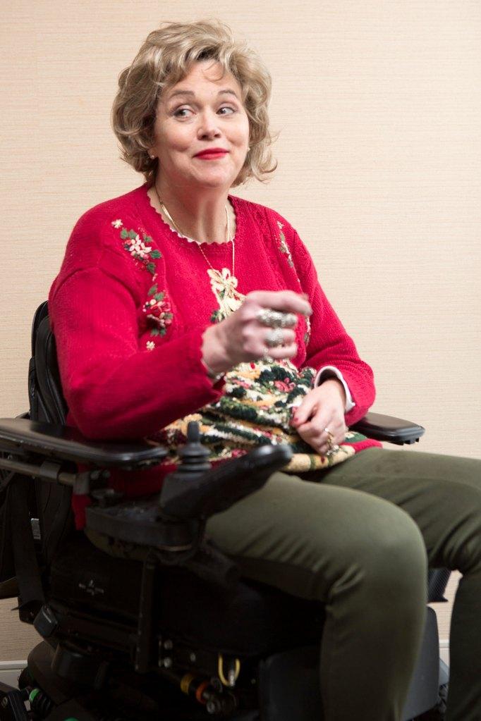 Samantha Markle Slams Duchess Meghan Wheelchair Christmas Tree Sweater