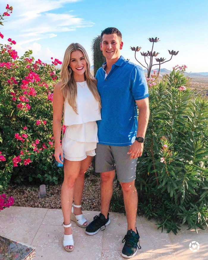Sarah Rose Summers With Boyfriend Conner Combs