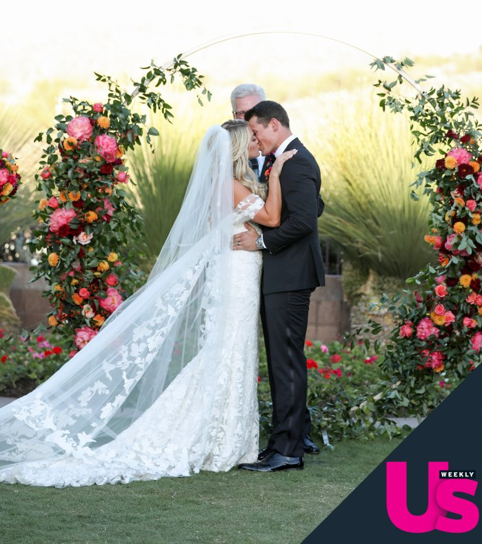 Sarah Rose Summers and Conner Combs Wedding Bugged