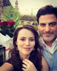 Sasha Cohen and Geoffrey Lieberthal