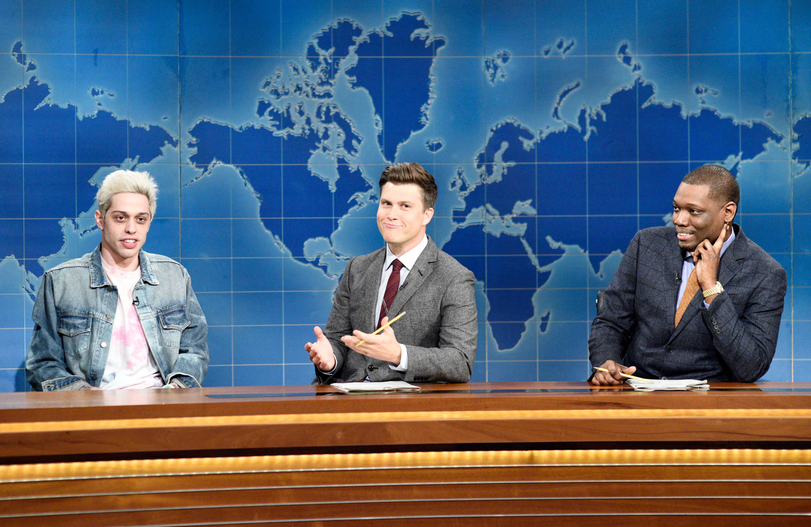 'Saturday Night Live': Pete Davidson Pokes Fun at His 'Open Book' Personal Life