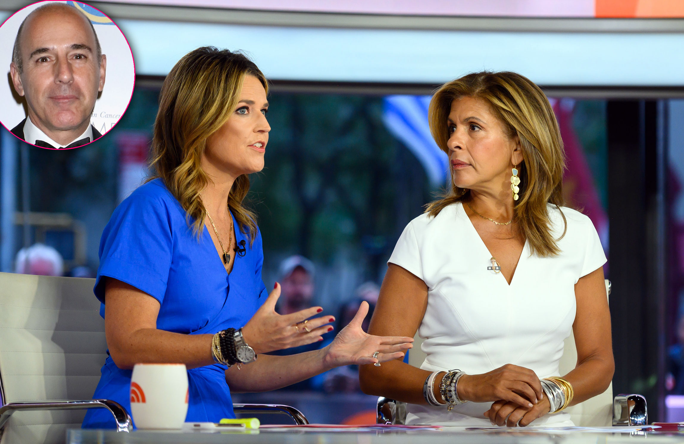 Savannah Guthrie and Hoda Kotb Are 'Disturbed' Over New Rape Allegation Against Matt Lauer