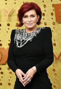 Sharon Osbourne Says She Can Hardly Feel My Mouth After Recent Facelift