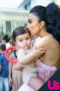 Shahs of Sunset Lilly Ghalichi Brithday Party for Daughter Alara
