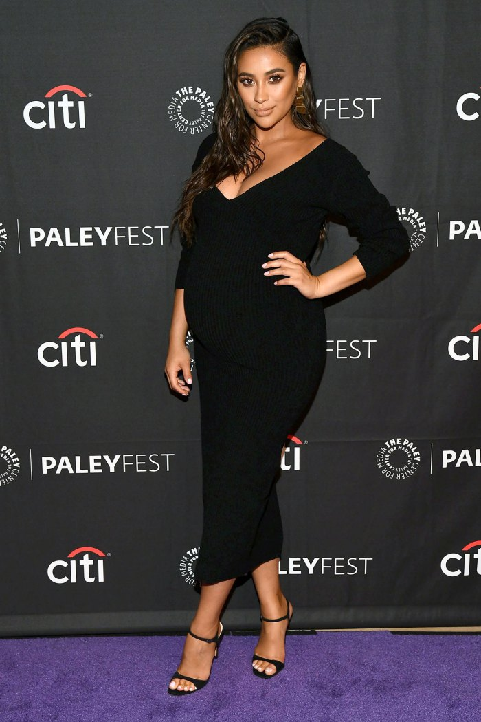 Shay Mitchell Gives Inside Look at Baby Girl's Labor and Delivery