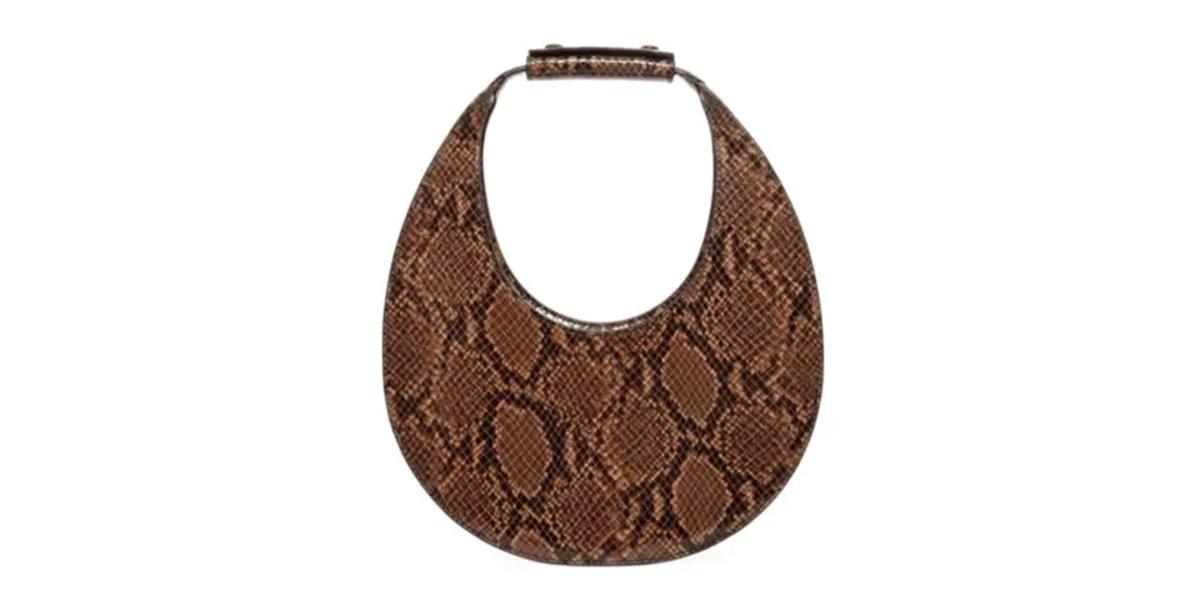 Snakeskin-Handbag