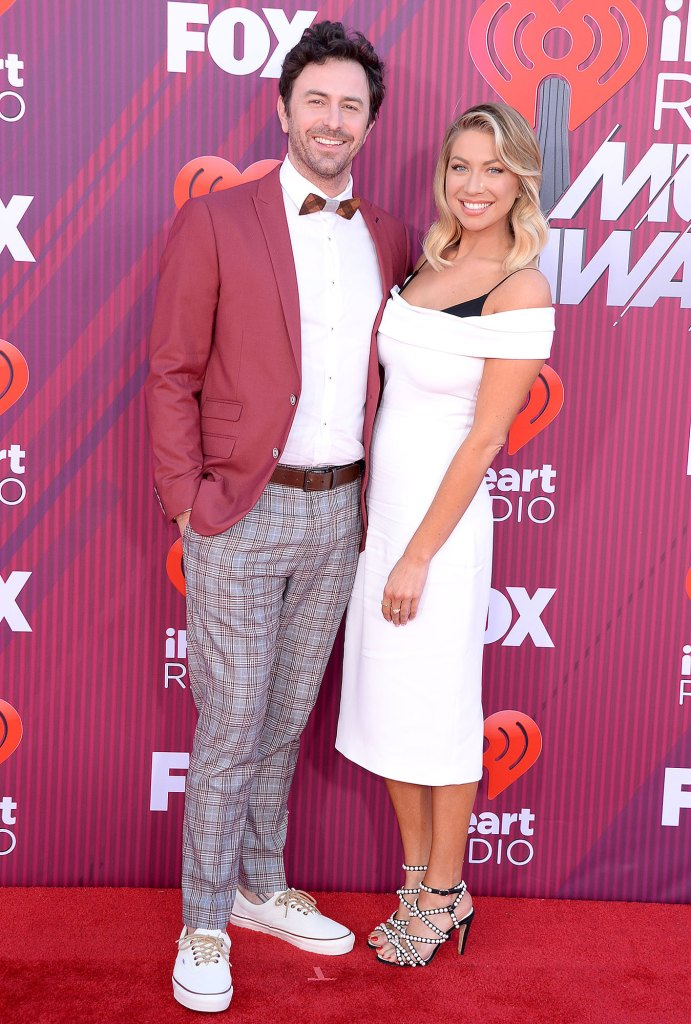 Stassi Schroeder Reveals She and Fiance Beau Clark Are 'Too Busy' to Hook Up