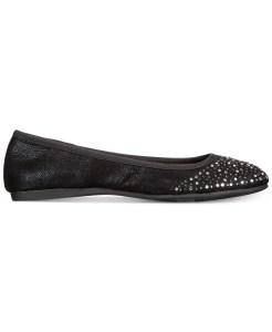 Style & Co Angelynn Flats black