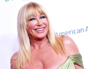 Suzanne Somers Goes Totally Nude in a Photo for Her 73rd Birthday
