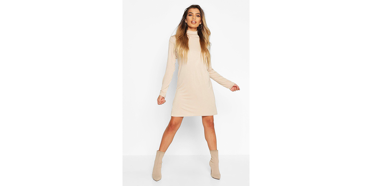 T-Shirt-Dress-Long-Sleeves