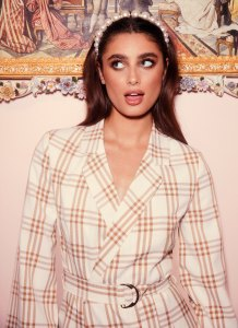 Taylor Hill gets her clothing inspiration from Stevie Nicks