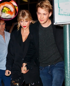 Inside Taylor Swift Joe Alwyn Sushi-Filled Star-Studded Date Night