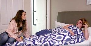 Teen Mom 2 Sneak Peek Leah Sister Worries Health Unborn Baby