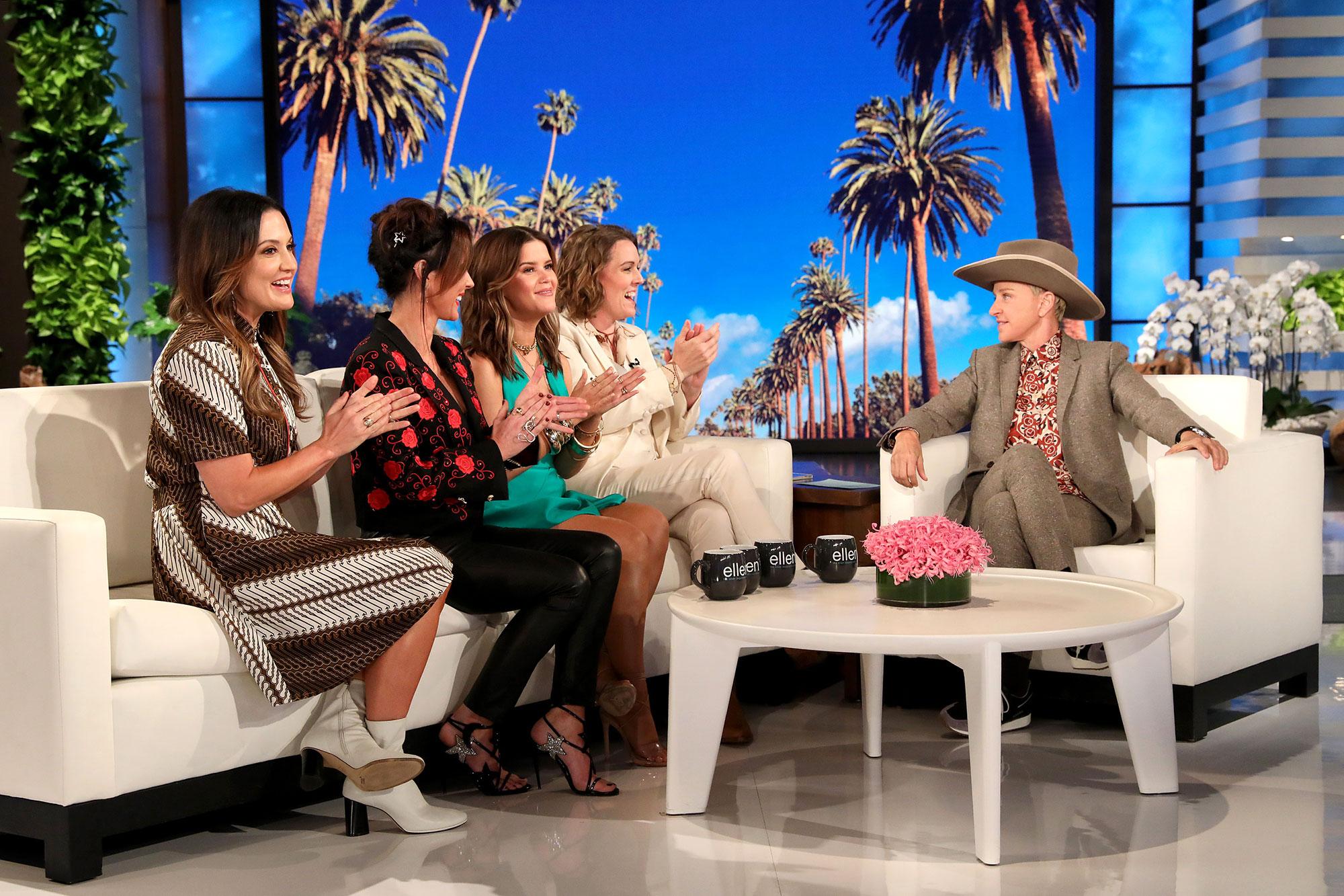 The Highwomen on Ellen