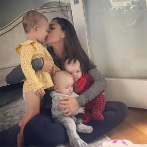 The View Abby Huntsman Describes Raising Kids