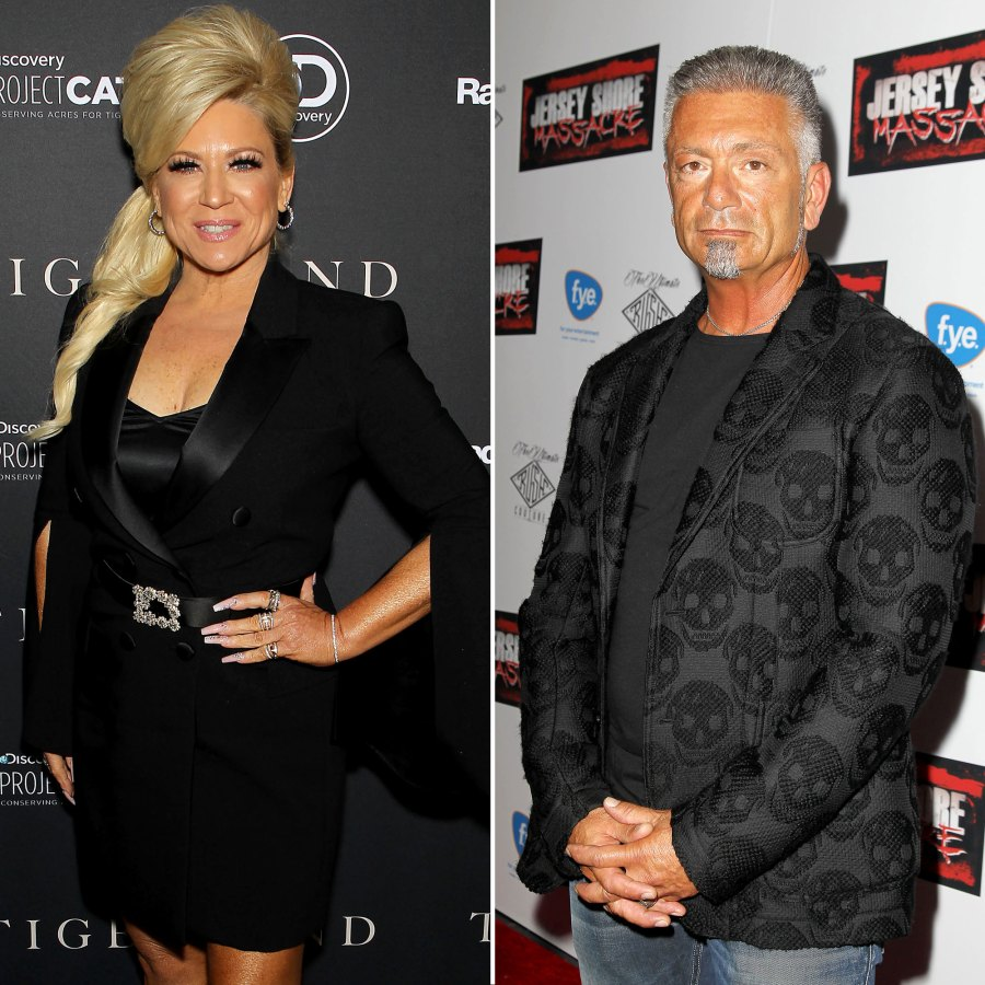 Theresa Caputo Is Still Grieving Marriage to Larry Caputo