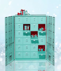 Tiffany's Holiday Advent Calendar