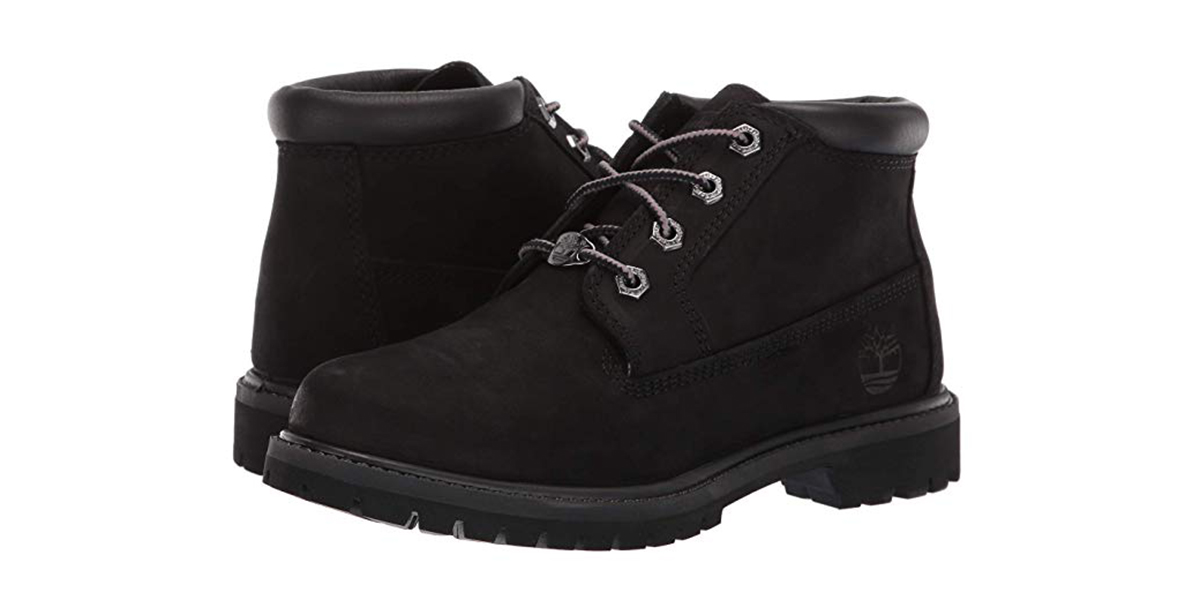 Timberland-Black-Boots