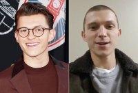Tom Holland Hair Change