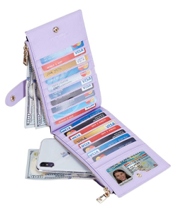 This Amazon Wallet Is Perfect for Travel and Comes in 43 Different Colors!