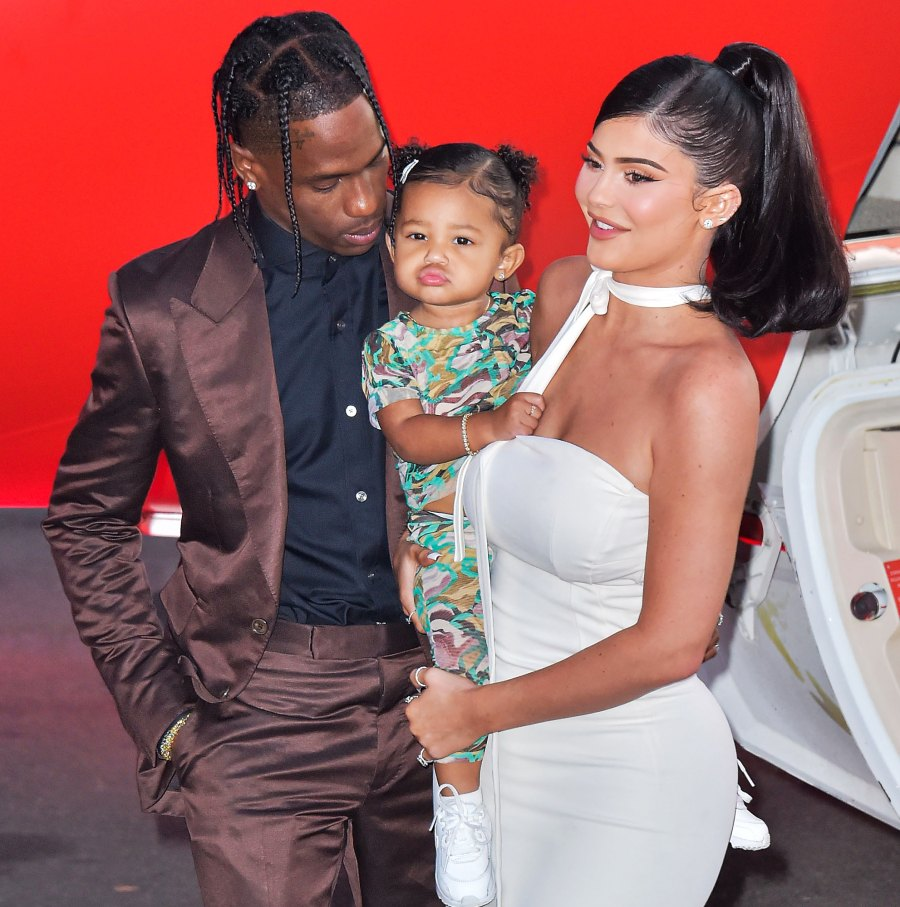 Everything Travis Kylie Said About Stormi A Changed Man