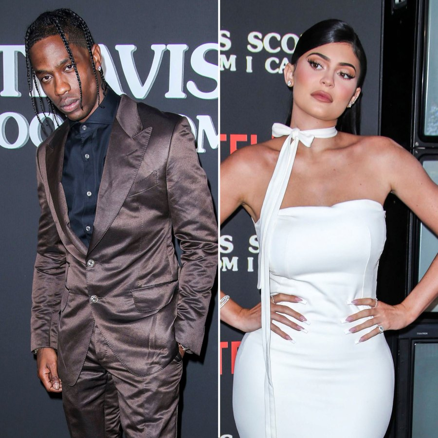Travis Scott and Kylie Jenner Denies Cheating