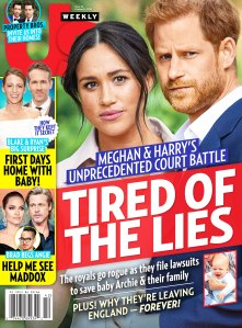 Inside Prince Harry and Duchess Meghan's Unprecedented Court Battle