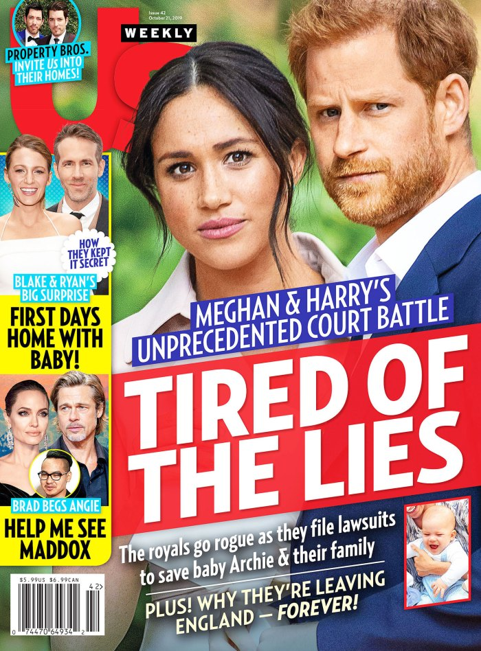 Us Weekly Cover Issue 4219 Rihanna's Boyfriend Hassan Jameel Is Very Smart and Serious