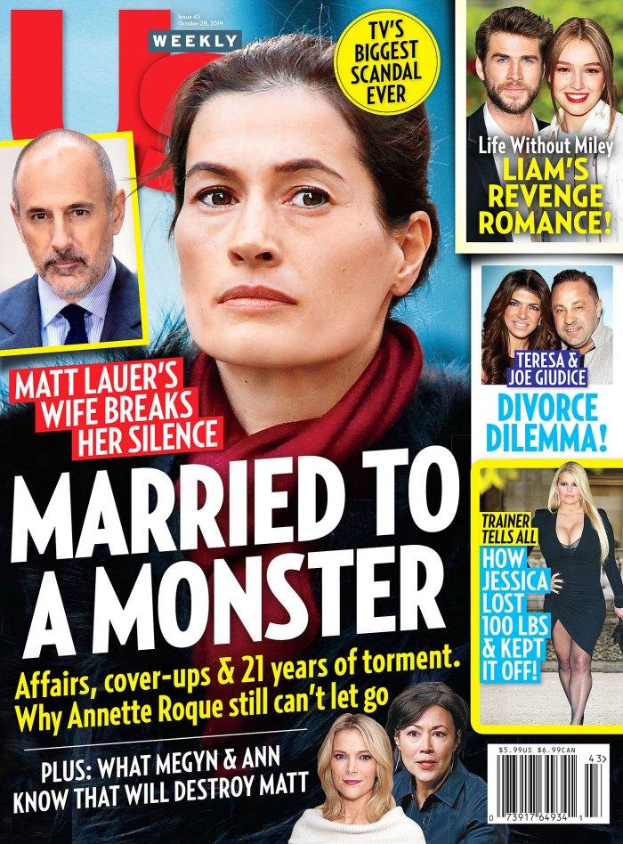 Us Weekly Cover Issue 4319 Gwyneth Paltrow, Brad Falchuk and Chris Martin, Dakota Johnson Are All Very Friendly