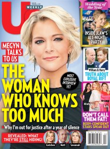 Us Weekly Cover Issue 4419 Megyn Kelly