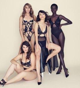Victoria's Secret Unveils Inclusive Lingerie Campaign Featuring Transgender and Plus-Size Models