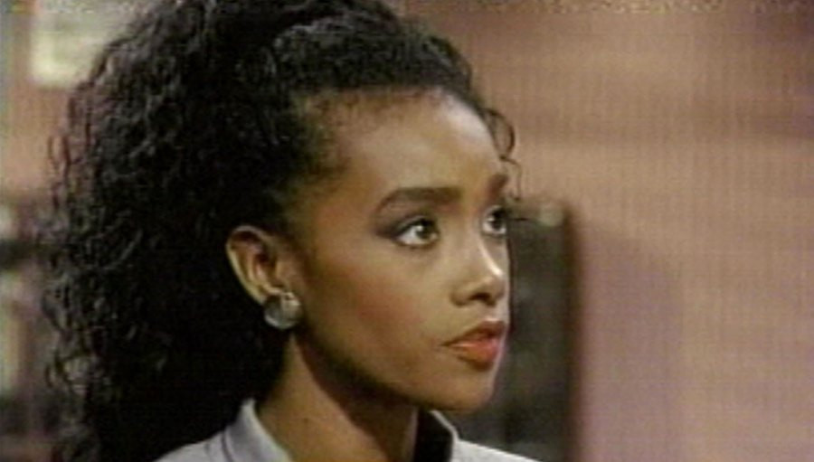 Vivica A. Fox Days of Our Lives Soap Early Career