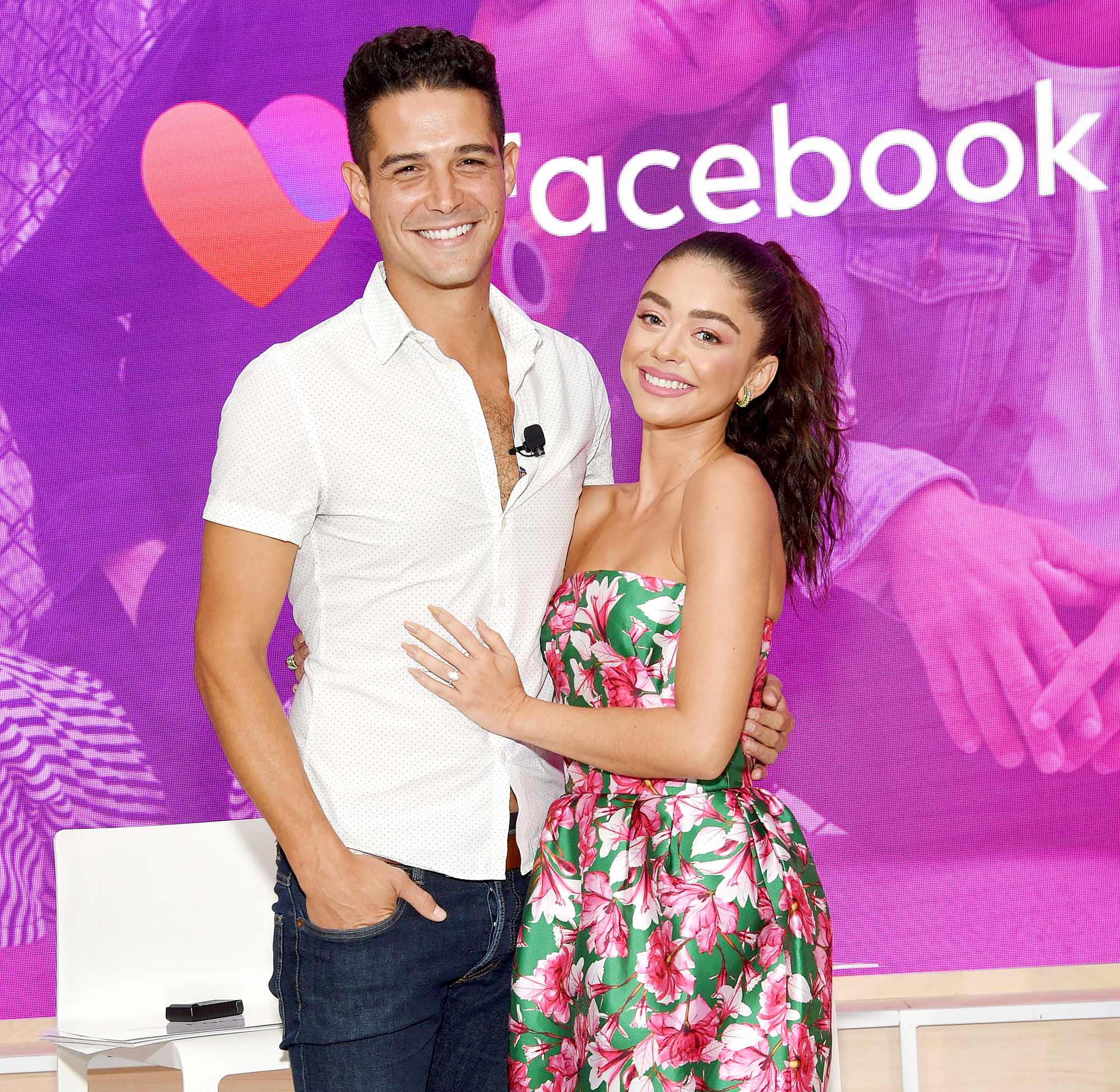 Wells-Adams-talks-Sarah-Hyland-proposal-TSA-2