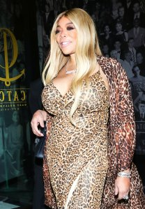 Wendy Williams Wears 'Men's Lingerie' to Celebrate Star on Hollywood Walk of Fame