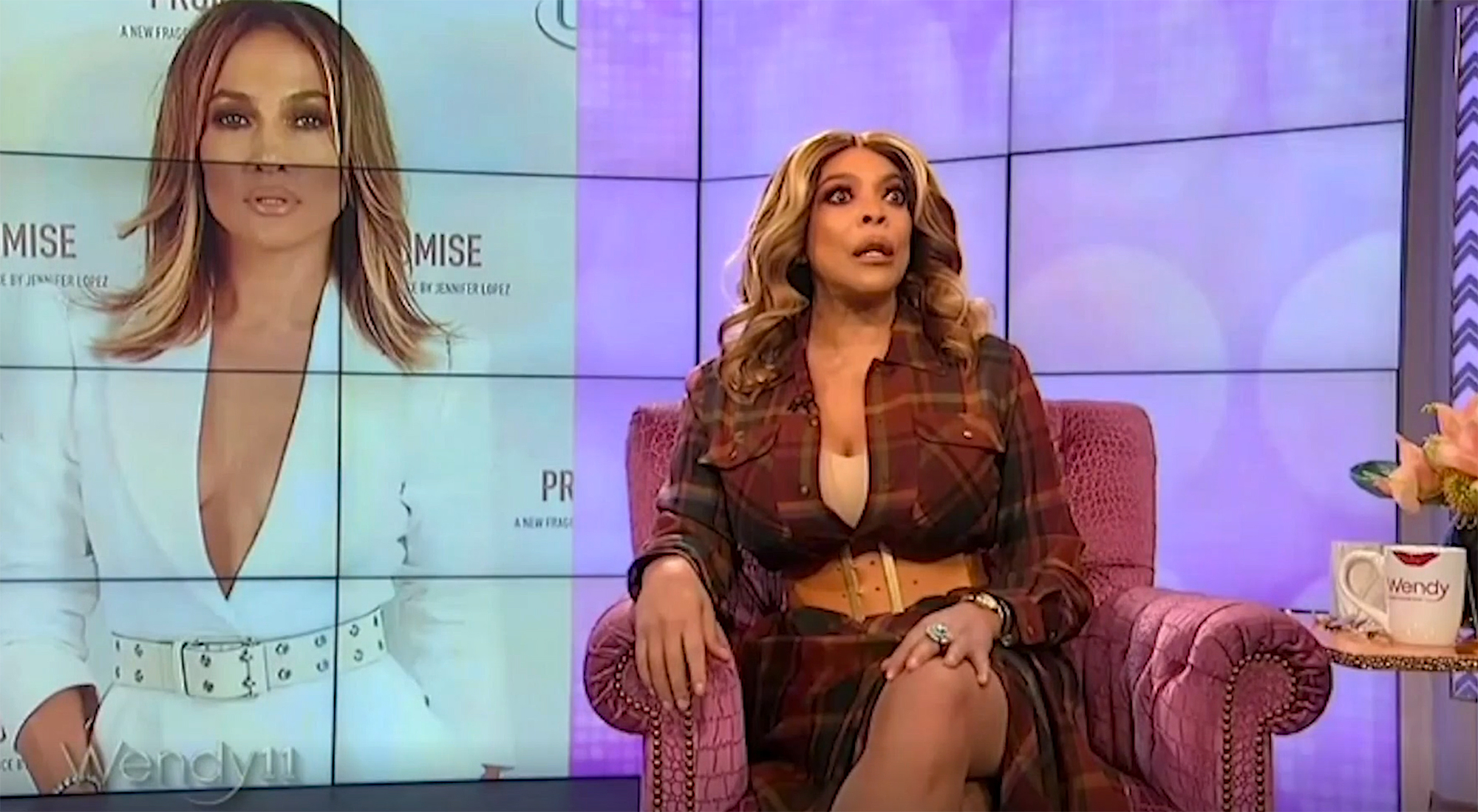 Wendy Williams Snaps at Audience Member Whose Phone Rang During Show