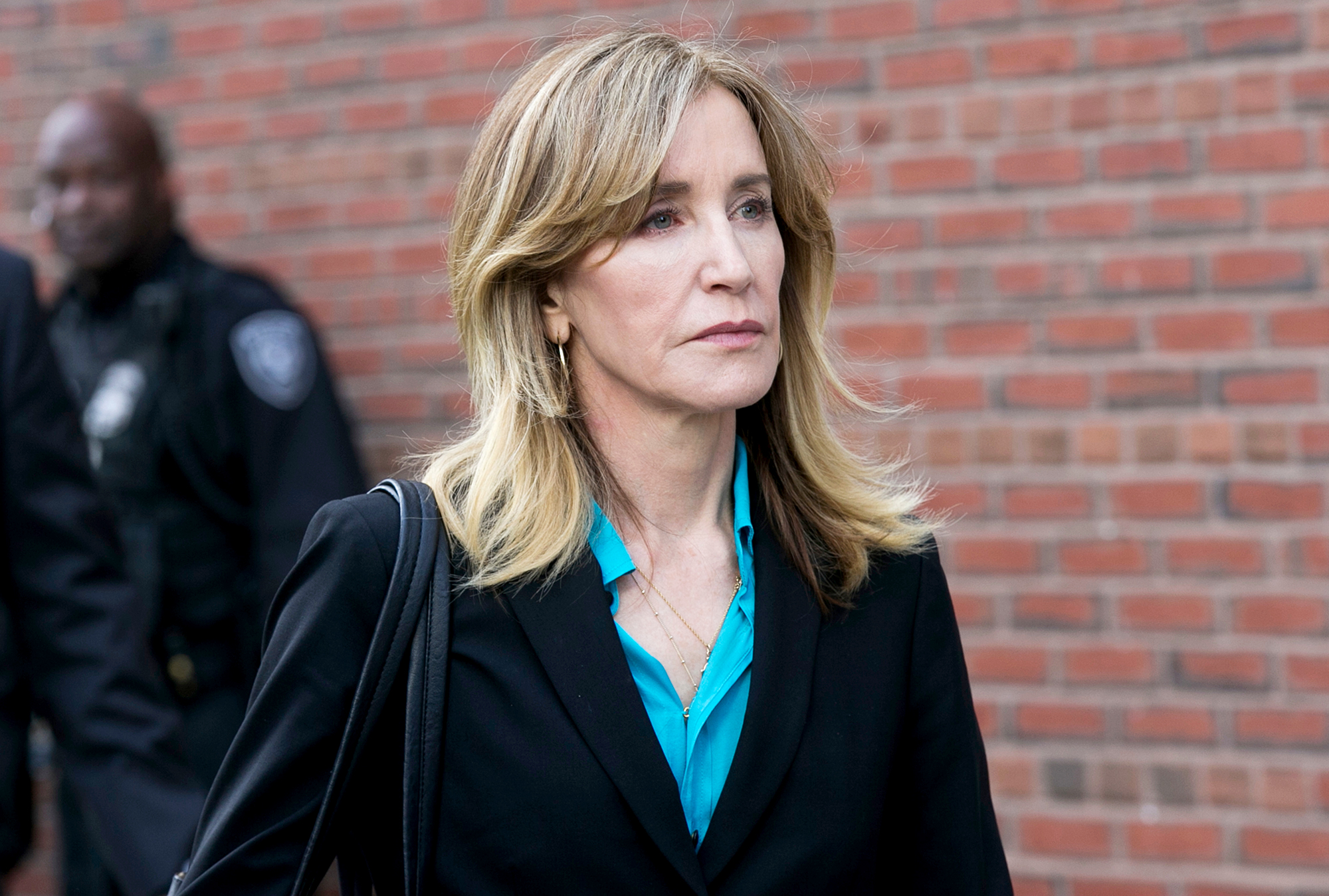 Why-Felicity-Huffman-Reported-to-Prison-10-Days-Early-for-College-Admissions-Sentence