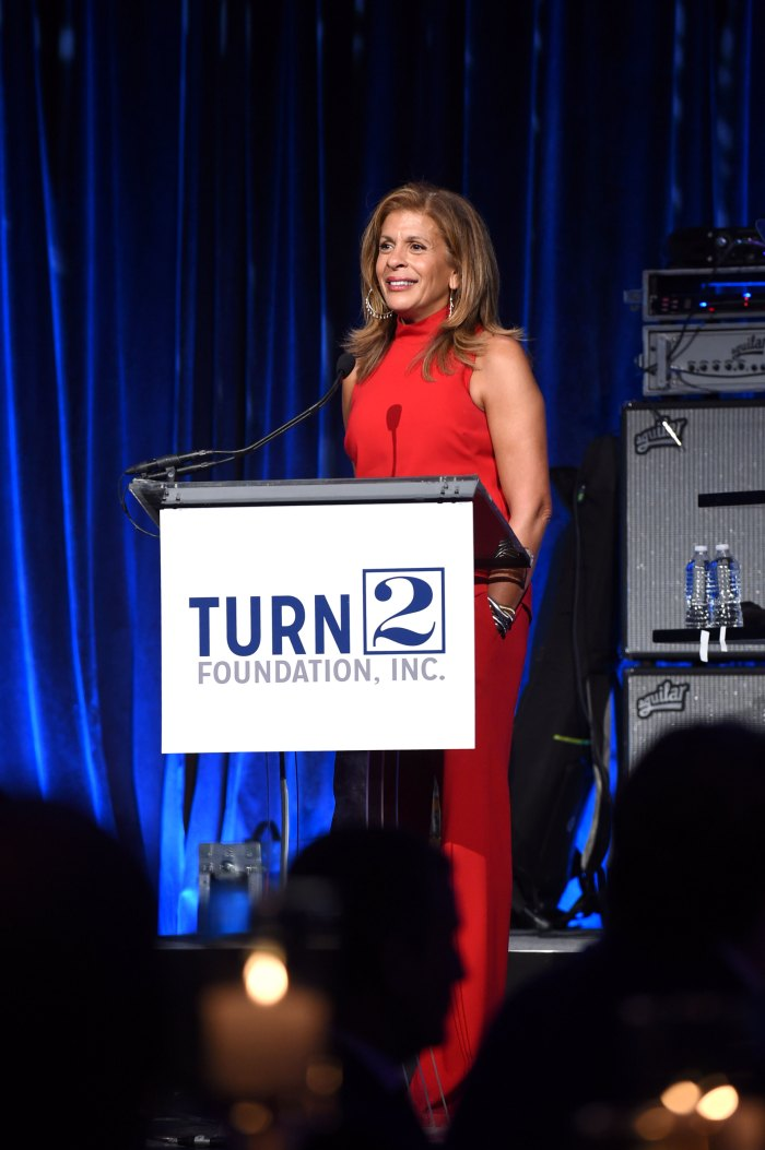 Why Hoda Kotb Considered Not Returning to 'Today' Show After Daughter's Birth - Derek Jeter's 23rd Annual Turn 2 Foundation Dinner