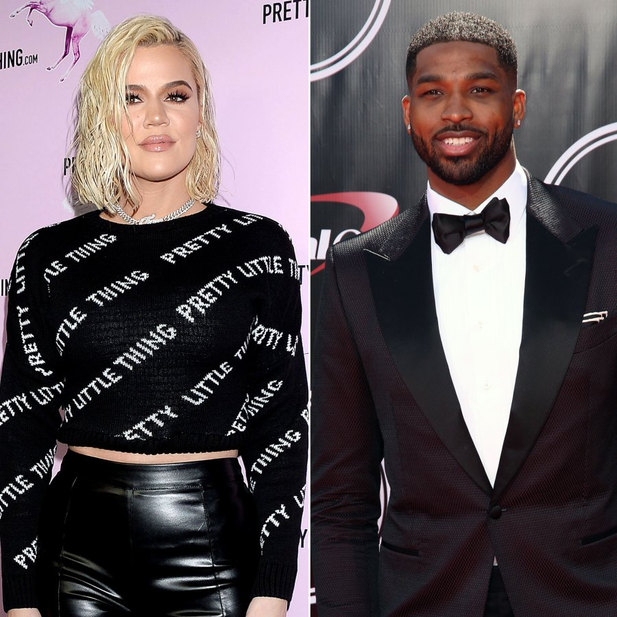 Why Khloe Kardashian Coparents Daughter True With Tristan Thompson Even Though 'It's Hard