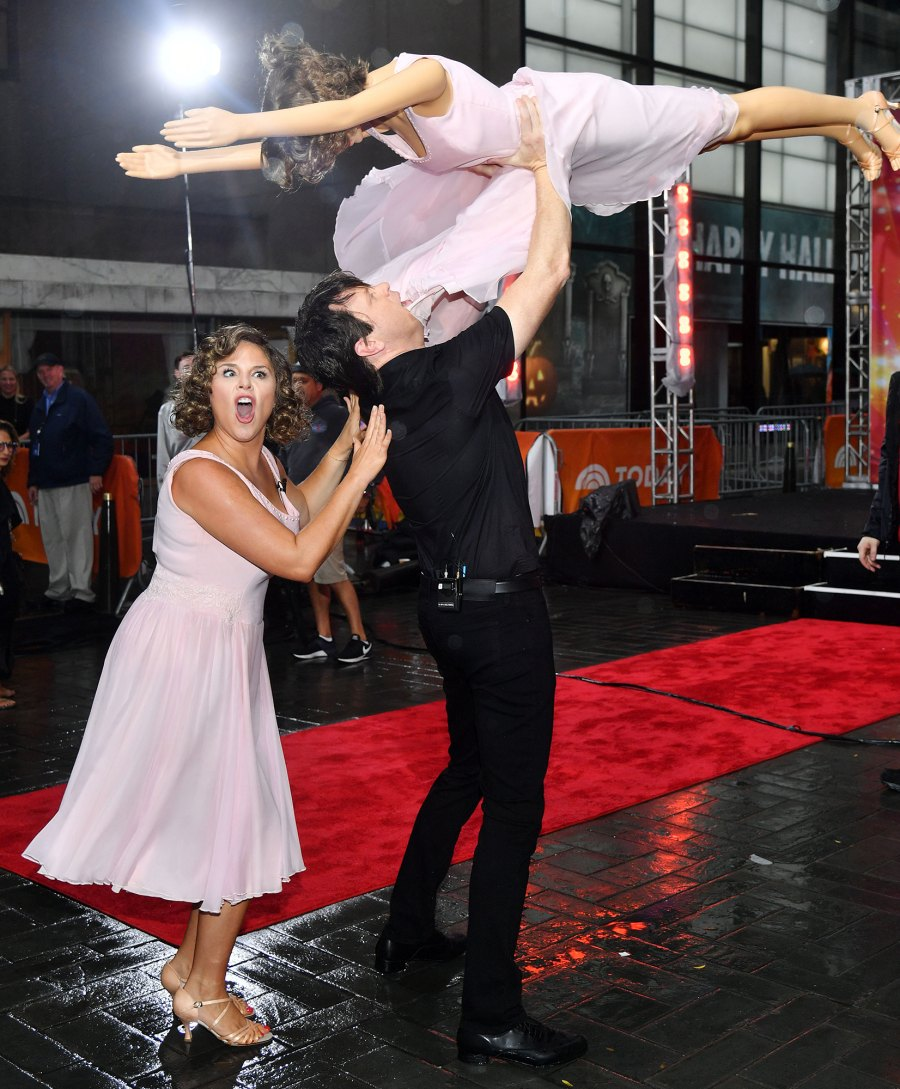 Willie-Geist-and-Jenna-Bush-Dirty-Dancing-Today-Show