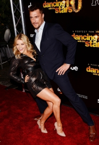 Witney Carson and Chris Soules Dancing with the Stars