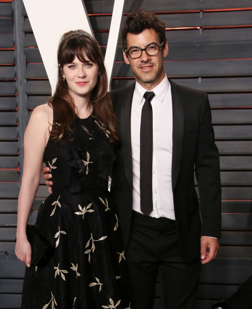 Zooey Deschanel and Jacob Pechenik File For Divorce