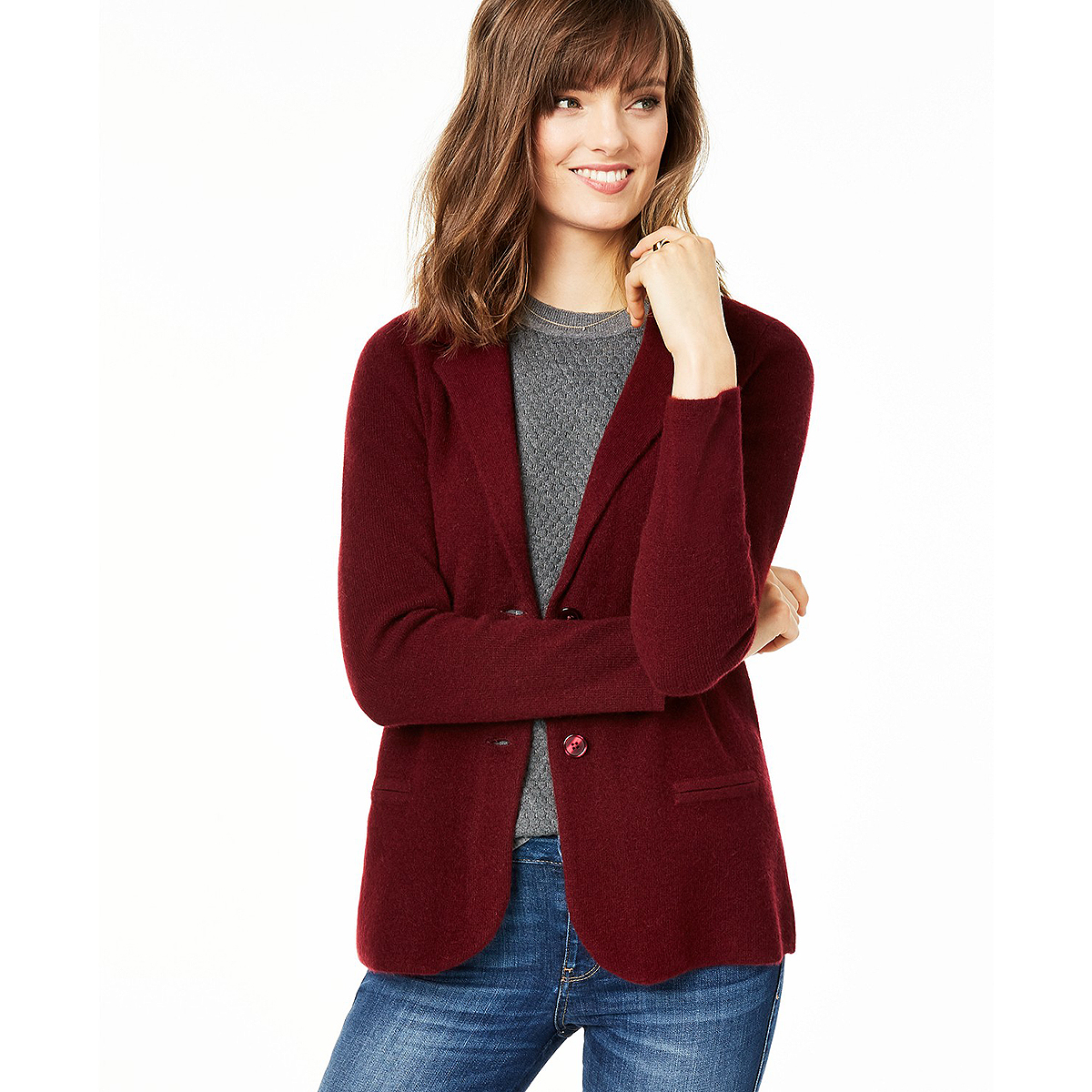 Charter Club Pure Cashmere Sweater