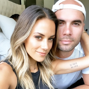 Jana Kramer Snuggles With Husband Mike Caussin After Topless Photo Drama