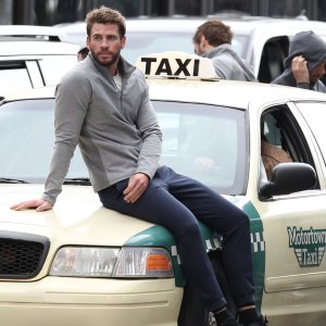 Liam Hemsworth Heads Back to Work After Miley Cyrus Divorce