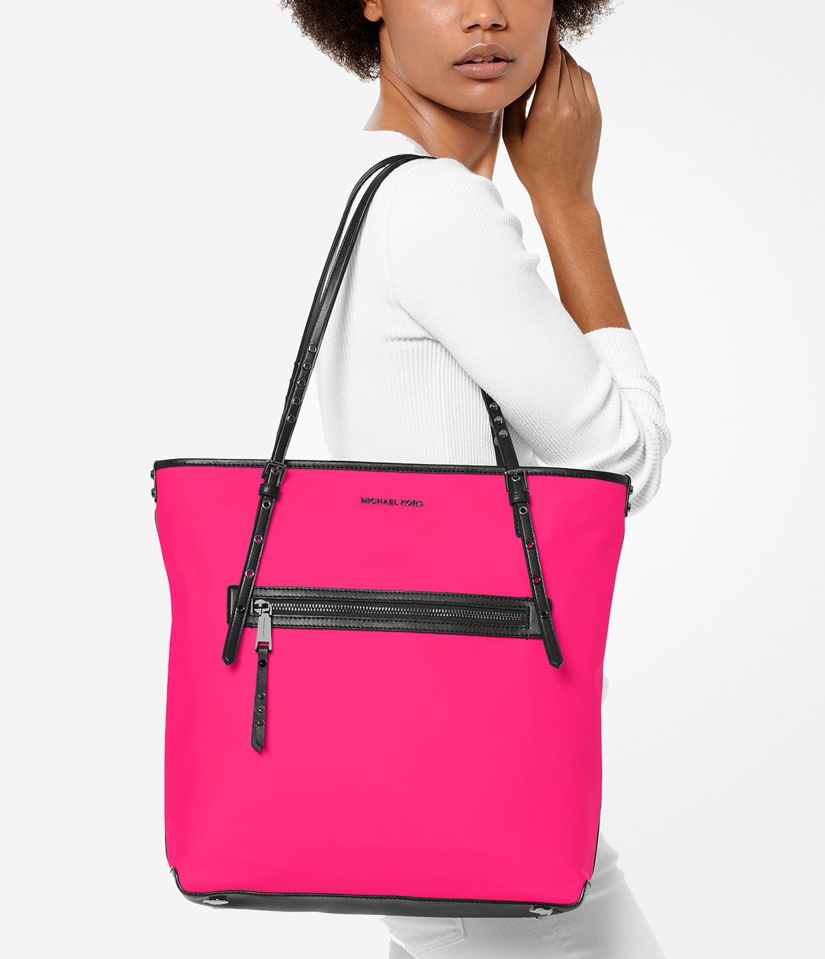 This 60%-Off Michael Kors Tote Is a Commuter's Best Friend