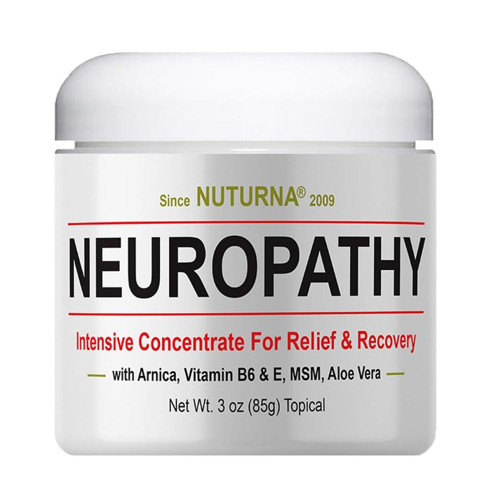 neuropathy-cream