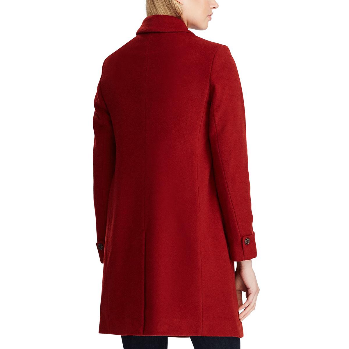 Ralph Lauren Coat Red