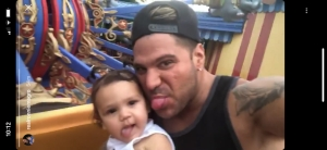Ronnie Ortiz-Magro Takes Daughter to Disneyland After Protective Order Lifted