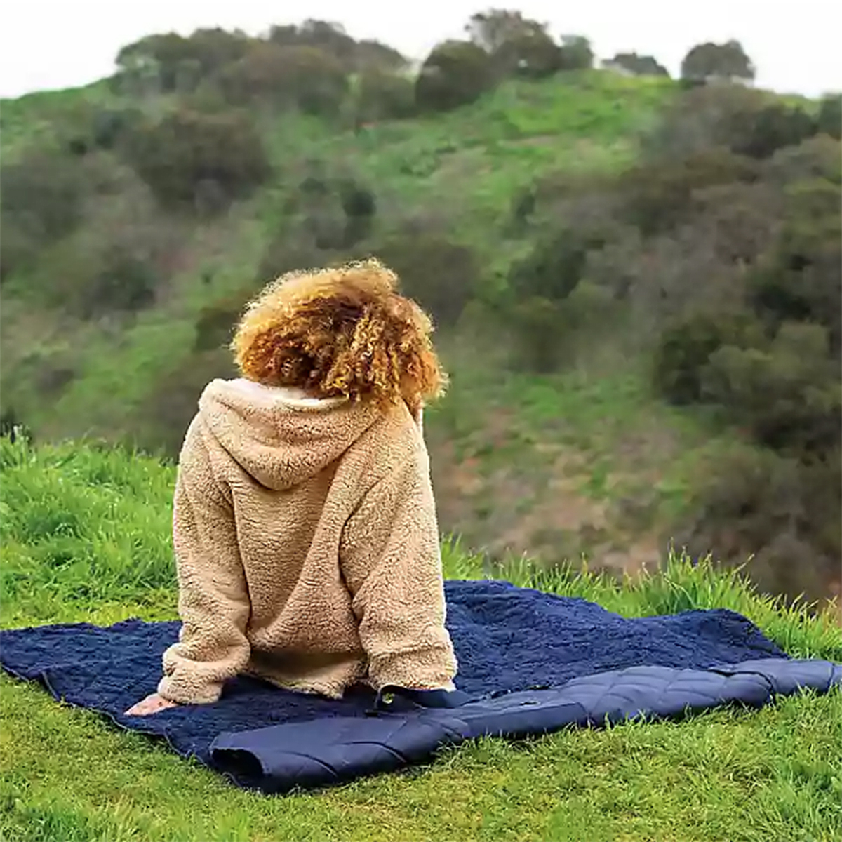 UGG Wanderlust Travel Blanket